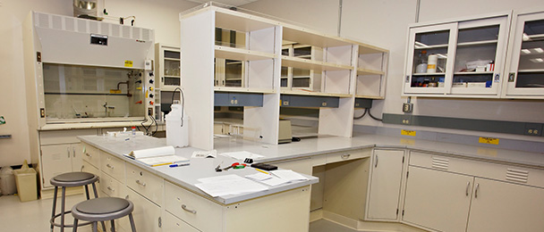 Laboratory for oil industry